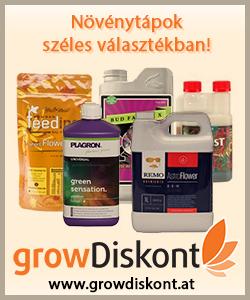 Növénytápok széles választékkban